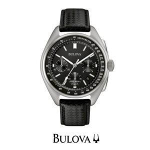 Orologi Bulova, collezione Lunar Pilot, orologi da polso uomo, cronografo,262 kHz Precisionist; Bellipario Gioielleria Palo del Colle, Gioiellerie Bari e Provincia