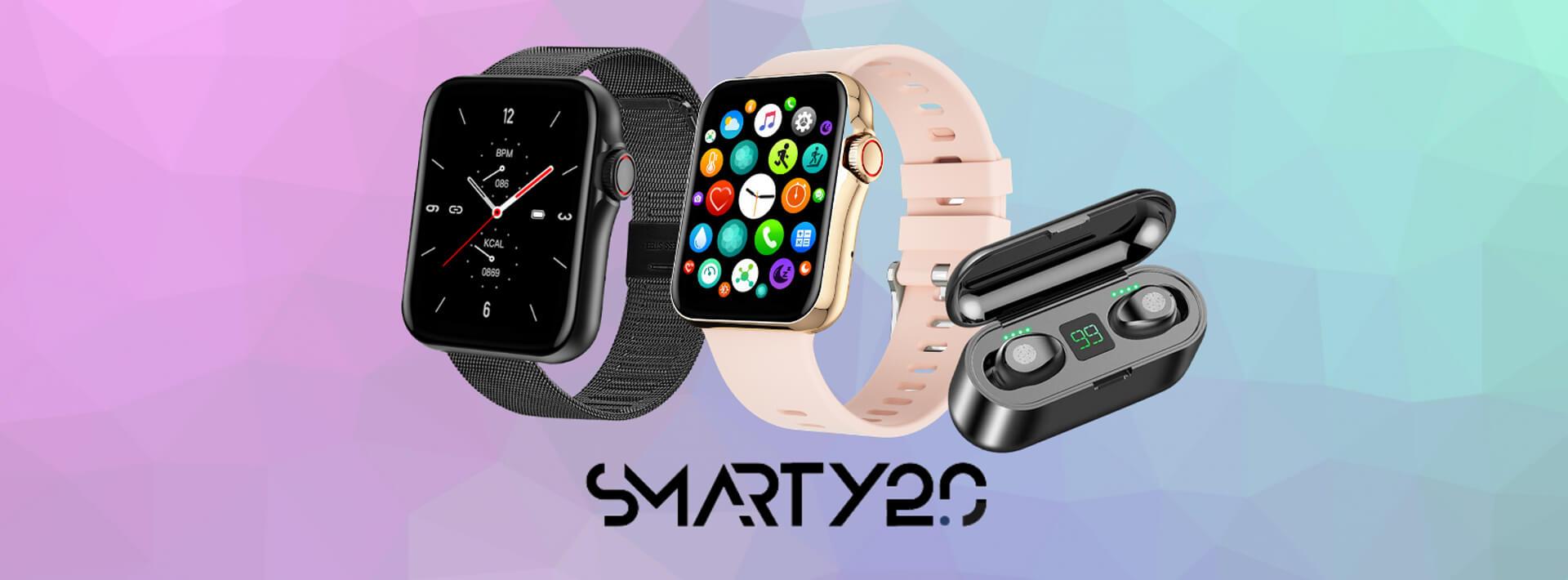 Smarty your Smartwatch. Orologi smartwatch Bellipario Gioielleria.